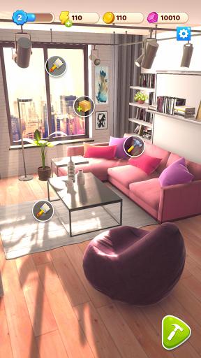 Merge Decor - House design and renovation game  screenshots 2