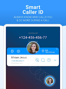 Me - Caller ID & Spam Blocker, How others Name Me