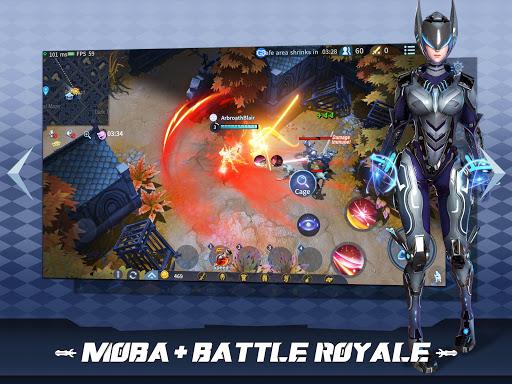 Survival Heroes - MOBA Battle Royale 2.3.1 screenshots 7