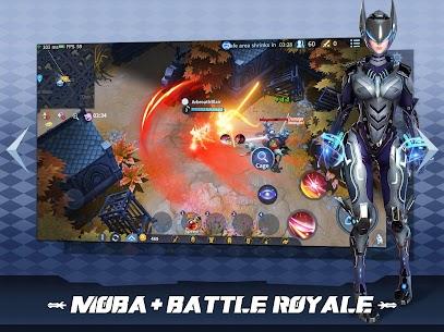 Survival Heroes – MOBA Battle Royale 7