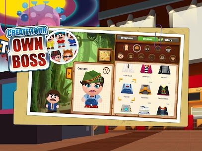Beat the Boss 4: Stress-Relief Game. Hit the buddy Mod 1.7.3 Apk [God Mod] 5