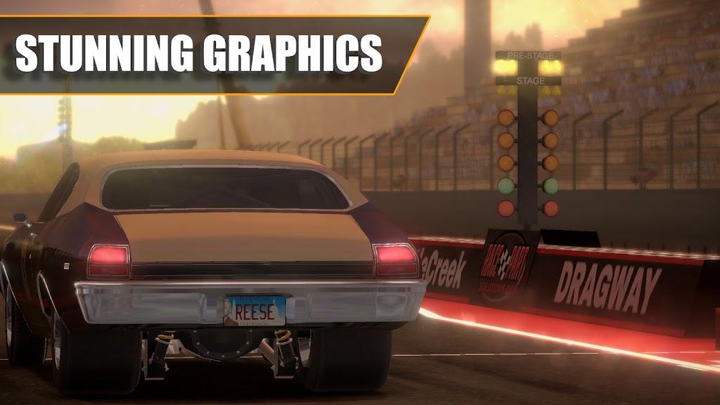 No Limit Drag Racing 2 MOD poster 14