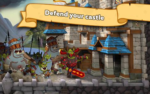 Hustle Castle MOD Apk 1.39.1 (Unlimited Money) 1