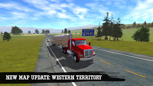 Truck Simulation 19 1.7 screenshots 1