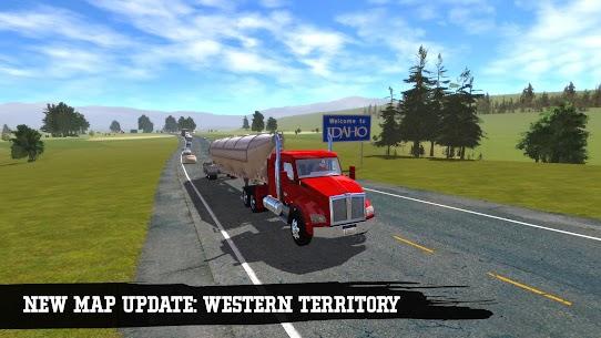 Truck Simulation 19 Apk 1