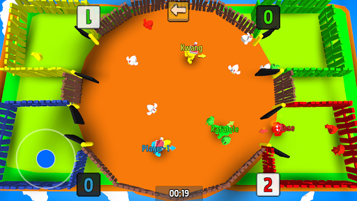 Catch Party: 1 2 3 4 Player Games 1.5 Screenshots 22