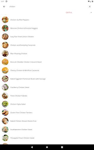Healthy Recipes 5.45 screenshots 12