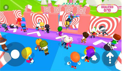 Party Royale: Do not fall - Fun 3D Games  Screenshots 1