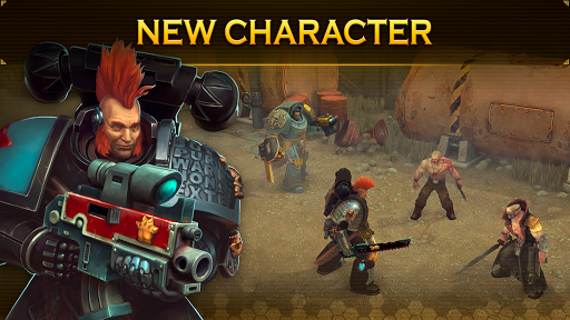 Warhammer 40,000: Space Wolf 1.4.18 screenshots 1