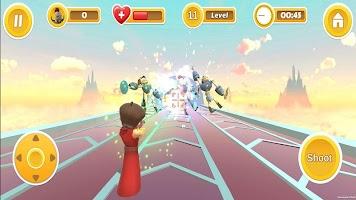 Super Bheem - Shooting Game