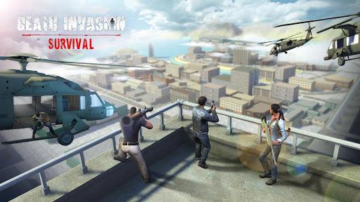 Death Invasion : Survival  screenshots 1