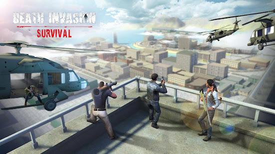 Death Invasion : Survival 1.1.0 screenshots 1