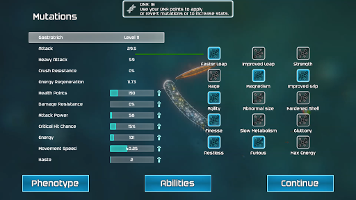 Bionix: Spore Beginnings 40.51 screenshots 16