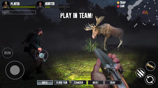 Télécharger gratuit Bigfoot Hunt Simulator Online APK MOD 2