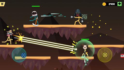 Stickman Fight Battle - Shadow Warriors 1.2.6 screenshots 2