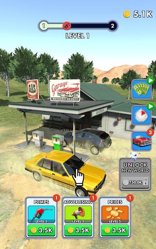 Idle Gas Station 0.3 screenshots 6