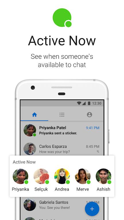 Messenger Lite: Free Calls & Messages  poster 5
