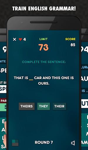 Word Games 94 in 1 - Free  screenshots 4