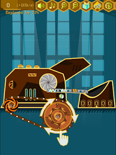 Steampunk Idle Spinner MOD APK (Everything Unlocked) Download 9
