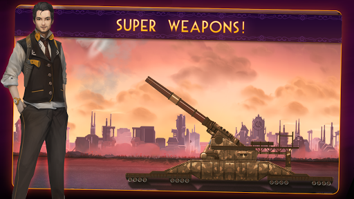 Steampunk Tower 2: The One Tower Defense Strategy screenshots 3