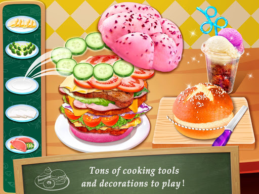 School Lunch Maker! Food Cooking Games 1.8 Screenshots 4