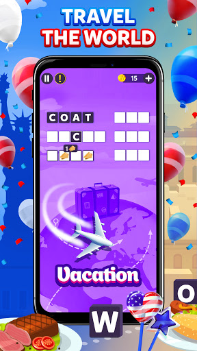 Wordelicious - Play Word Search Food Puzzle Game 1.0.20 screenshots 1