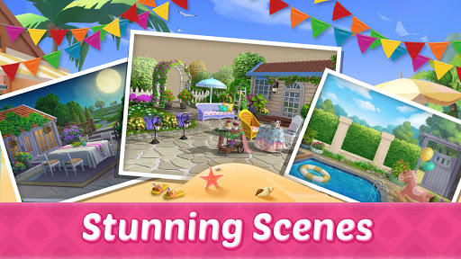 Tripeaks Dream Garden 1.9.0 screenshots 13