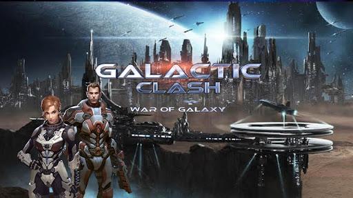 Galaxy Clash: Evolved Empire 2.6.6 screenshots 9