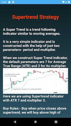 App Golden Trading Strategies