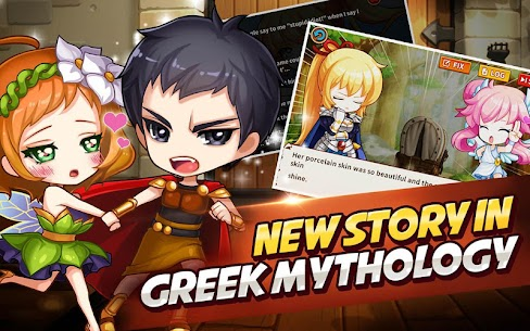 Gods' Quest : The Shifters Apk Mod + OBB/Data for Android. 2