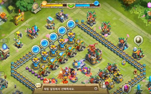 Castle Clash: uae38ub4dc ub85cuc584 1.8.1 screenshots 6