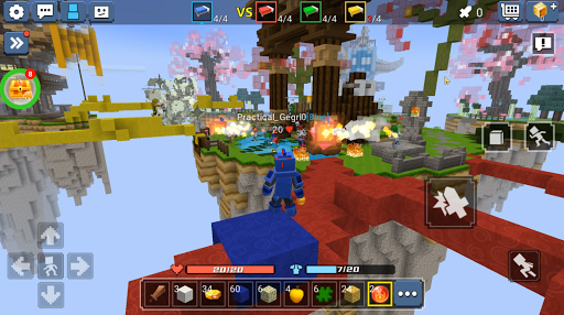 Code Triche Blockman Go Beta (Astuce) APK MOD screenshots 4