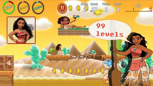 moana princess adventure 38.0 screenshots 2