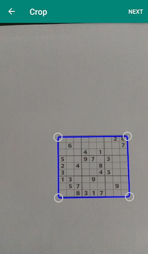 Sudoku Solver - Scanner app using camera goodtube screenshots 3