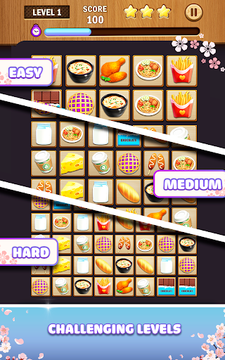 Free Tile Connect: Onnect Puzzle Mind Game 2021 1.02 screenshots 4