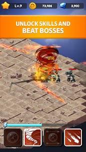 Rogue Idle RPG: Epic Dungeon Battle Mod Apk 1.6.4 (Unlimited Gold/Diamonds/Rebirth Stones) 5