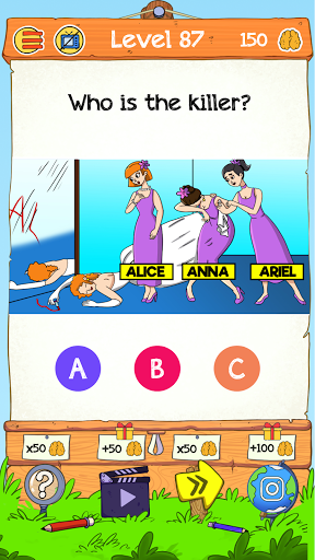 Braindom 2: Who is Lying? Fun Brain Teaser Riddles 1.2.2 screenshots 3