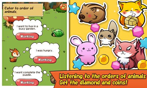 Happy Garden - pets animals games apkpoly screenshots 10