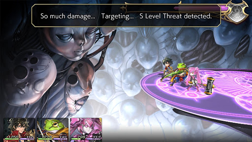 ANOTHER EDEN The Cat Beyond Time and Space  screenshots 7