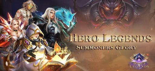 Hero Legends: Summoners Glory  screenshots 18