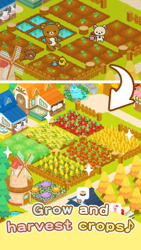 Rilakkuma Farm 3.7.0 screenshots 7