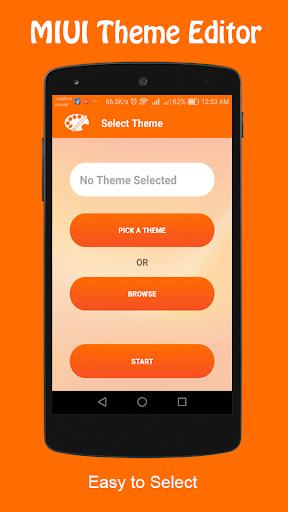 Theme Editor For MIUI 1.7.3 Screenshots 2