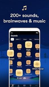 Relax Melodies: Sleep Sounds MOD (Premium Unlocked) 3