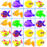 Fish Cross 3 Puzzle