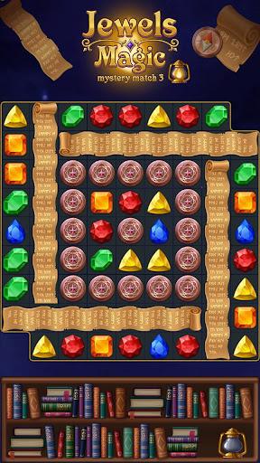 Jewels Magic: Mystery Match3  screenshots 3