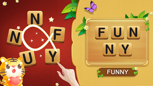 Word Talent Puzzle: Word Connect Classic Word Game  screenshots 4