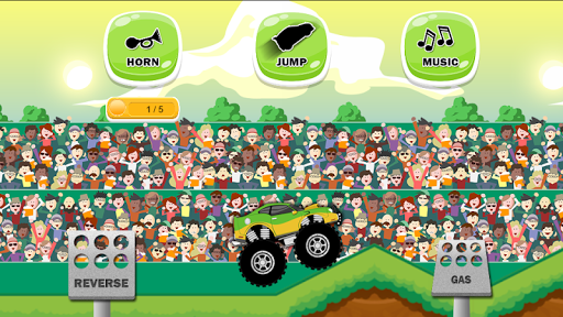 Monster Truck Game for Kids 2.8.1 screenshots 14