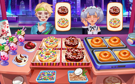 Cooking Master Life : Fever Chef Restaurant Game  Screenshots 6