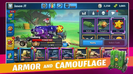 PvPets: Tank Battle Royale 1.4.1.10225 screenshots 4