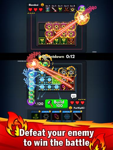 Merge Clash: TD Tower Defense Games  screenshots 17